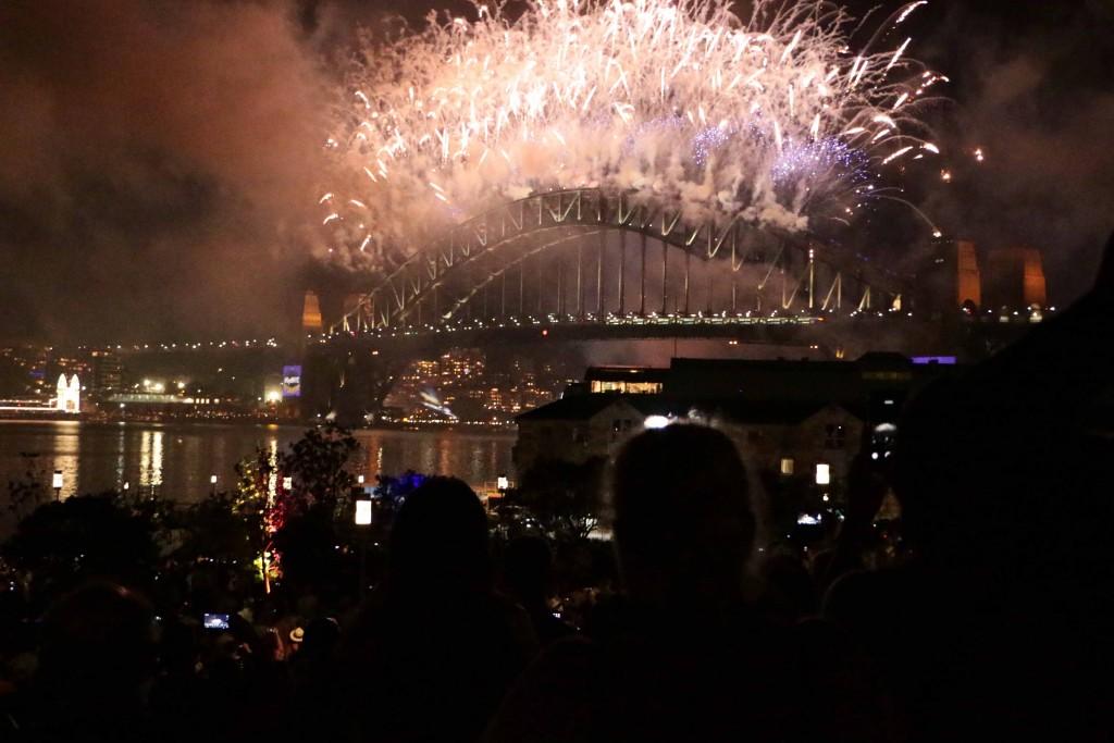 NYE Fireworks by Linh Khanh Nguyen, Bureau Chief, Vietnam News Agency